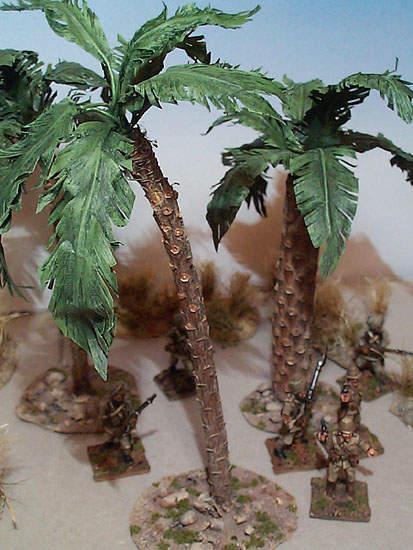 Warfactory Palm Trees